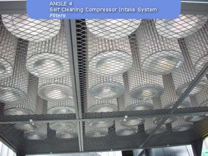 self cleaning intake system, filters build by ACS Air Cleaning Systems, Johannesburg, Gauteng, South Africa
