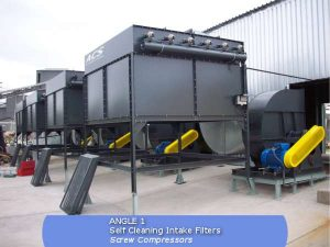 self cleaning compressor intake system build by ACS Air Cleaning Systems, Johannesburg, Gauteng, South Africa
