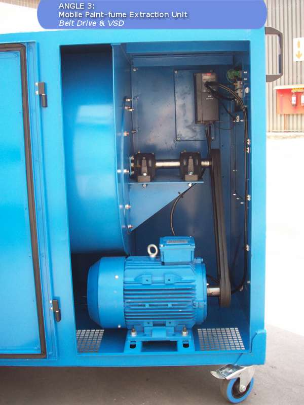 Mobile Dust Extraction Air Cleaning Systems