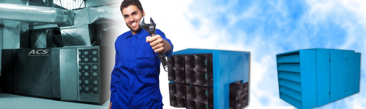 Air Filtration by Air Cleaning Systems in Roodepoort, Johannesburg, Gauteng